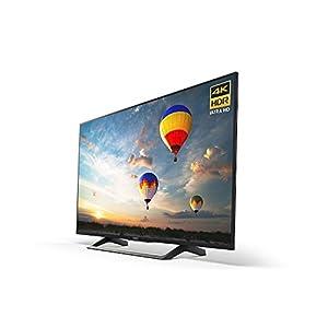 Sony XBR43X800E 4K Ultra HD Smart LED TV (2017 Model), Works Alexa 6
