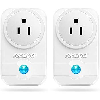 Smart home WiFi smart SWA1 plug Works with amazon alex Can