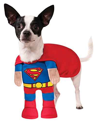 DC Comics Superman Pet Costume, Extra-Large