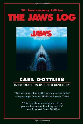 The Jaws Log: Third Edition (Shooting Script)
