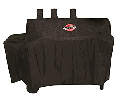 Char-Griller 8080 Grill Cover, Fits Duo 5050 Gas-and-Charcoal Grill by Char-Griller