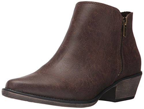 Rocket Dog Womens Akron Rescue Pu Ankle Bootie
