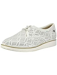 Hush Puppies Womens Chowchow Perf Lace Sneakers