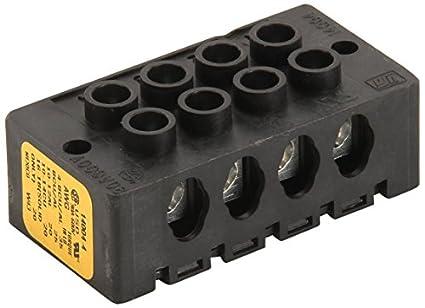 Groen 003462 bloque de terminales para compatible Groen eléctrica de cocina sartenes, 4 polos: Amazon.es: Amazon.es