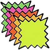 Bold Outlined Starburst Signs Pack of 100