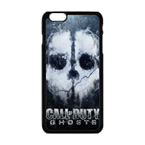 """Danny Store Hardshell Cell Phone Cover Case for New iPhone 6 Plus (5.5""""), Call of Duty Ghosts"""