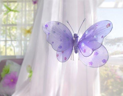 Nylon Hanging Butterflies - Hanging Butterflies