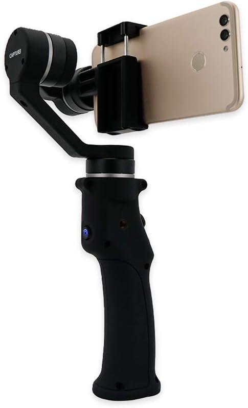 A Pocket Sized 3 Ejes Smartphone Gimbal Handheld estabilizador w ...