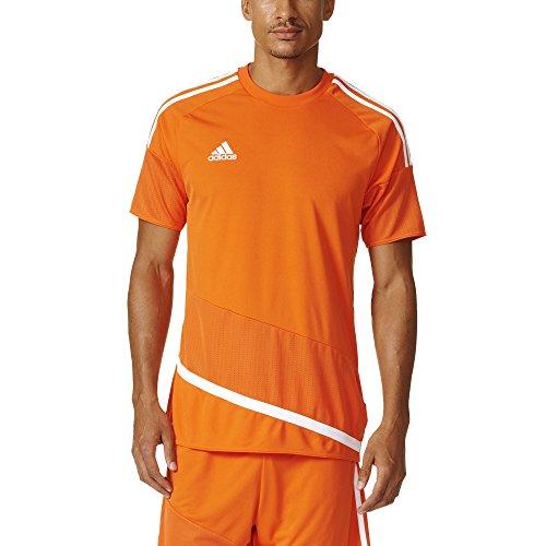 Adidas Regista 16 Mens Soccer Jersey M Orange-White