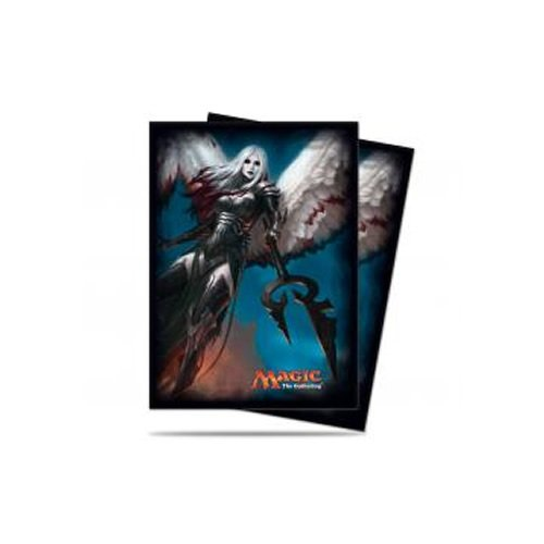 Magic: the Gathering - Avacyn the Purifier Shadows Over Innistrad SOI MTG Sleeves (80 Count) Deck Protectors by Ultra Pro