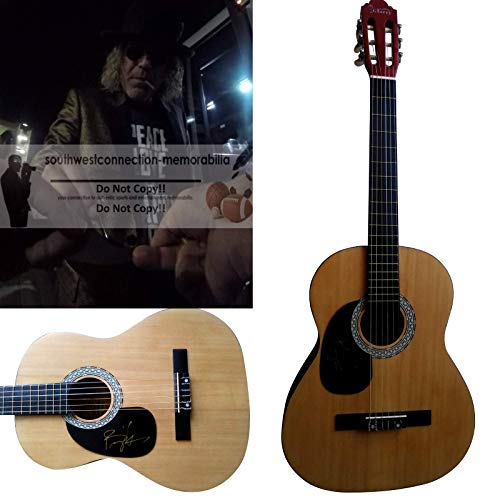 Big and Rich Big Kenny Signed Hand Autographed Full Size 39 Inch Acoustic Country Music Guitar with Proof Photo of Signing and COA, Save a Horse (Ride a Cowboy), Look at You, Lost in This Moment, 8th of November