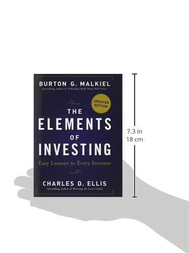415KDOd9NOL - The Elements of Investing: Easy Lessons for Every Investor