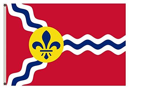 (AES 3x5 City of St Saint Louis Missouri)