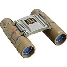 Tasco 178125B Essentials Roof Prism Roof MC Box Binoculars, 12 x 25mm, Brown Camo