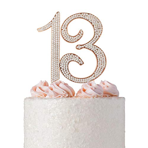 10 best number candles for cakes 13