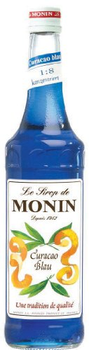 Monin Blue Curacao, 1er Pack (1 x 0.7 l)