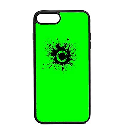 huge selection of eaf24 c85f2 Amazon.com: Phone Case Bullseye Splatter Target Print for iPhone 8 ...