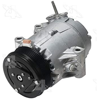 Four Seasons 68296 New AC Compressor