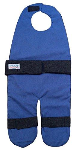 Crawling Forward 123 Accesorio de Bebes para Gatear, 6 a 18 meses, Unisex, color Azul Turquesa