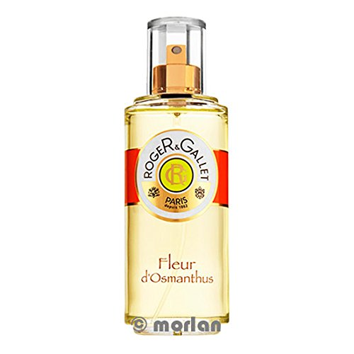 Gallet Eau Fraiche Spray (Roger & Gallet FLEUR D'OSMANTHUS, Eau Fraiche Parfumée (Fresh Fragrant Water Spray), 1.0 oz)