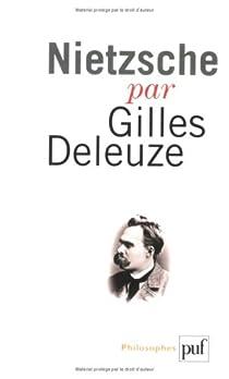 Nietzsche par Deleuze