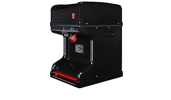 Picadora de hielo profesional - Maquinaria Bar Hostelería: Amazon.es: Hogar