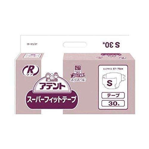 大王製紙 アテントRケアスーパーフィットテープS 3P B01CXD6WKI