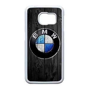 Samsung Galaxy S6 Edge Cell Phone Case White BMW QY7983122
