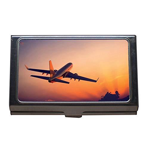 Aircraft Desktop Business Card Holder Wallet Credit Card ID Case,fighterz Tier List,Business Card Case Stainless Steel (Card Credit Tier List)