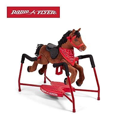 Radio Flyer Blaze Interactive Riding Horse by Radio Flyer