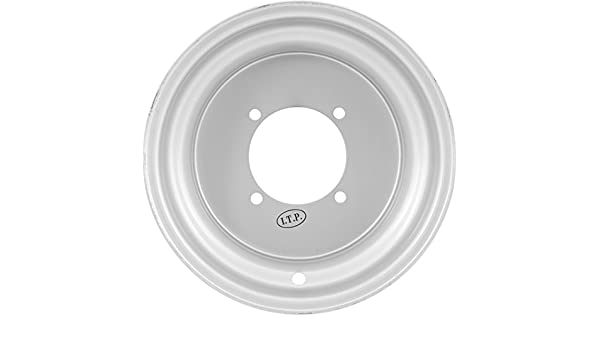 2 Rims Wheels FRONT Aluminum YAMAHA Timberwolf 250 4X4 ONLY