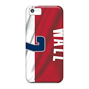 Premium Durable Washington Wizards Fashion Tpu Iphone 5c Protective Case Cover