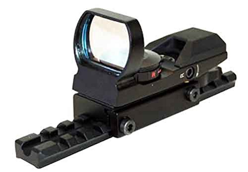 Mossberg 500 Tactical Red/Green Dot Sight Combo Kit, Reflex Sight New for Mossberg 500