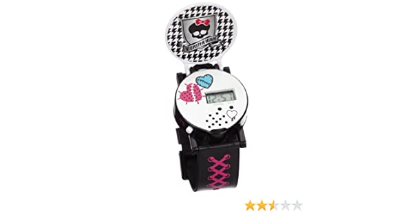 Amazon.com: Monster High - Electronic Musical Watch (Plays the original song!): Health & Personal Care