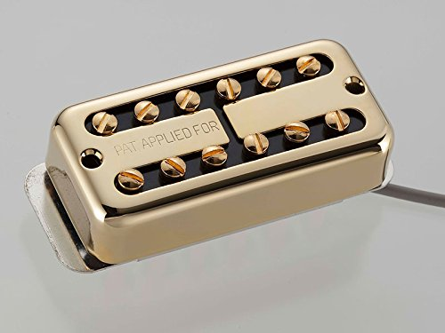TV Jones Ray Butts Ful-Fidelity Filter'TronPAF Cover Neck / Gold B071ZX4MXS
