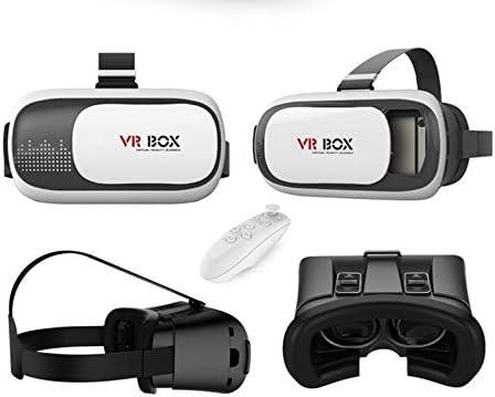3d vr Gafas Virtual Reality Caja VR vasos con arnés para smartphones/Gafas realidad virtual/iPhone 6 Plus 6 Samsung Note 4/todos los 4.7 ~ 6.0 Smartphone: Amazon.es: Electrónica