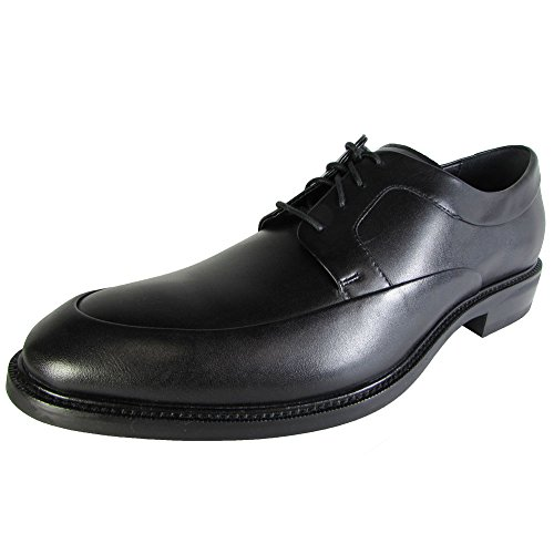 Cole Haan Mens Warren Tablier Oxford Robe Imperméable Chaussures Noir