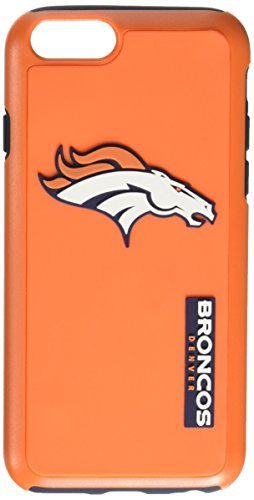Forever Collectibles - Licensed NFL Cell Phone Case for Apple iPhone 6/6s - Retail Packaging - Denver Broncos