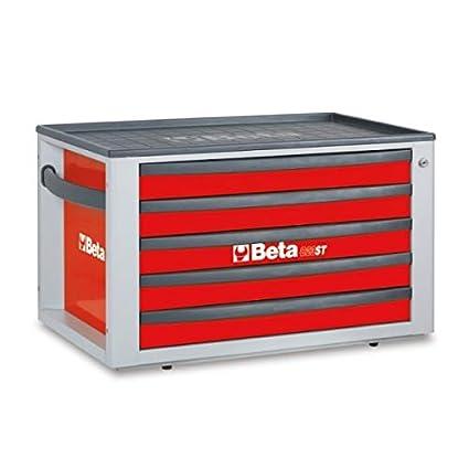 Beta 023000523 - C23St-R-Cajonera Portátil 5 Cajones Red ...