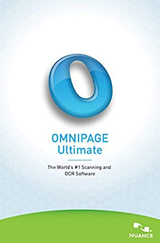 Omnipage Ultimate [Download] (Paperport Windows 7)