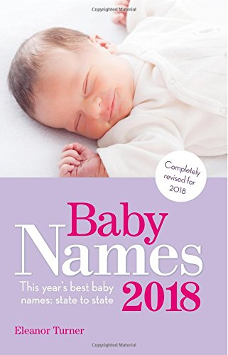 Baby Names 2018 This Year S Best State To