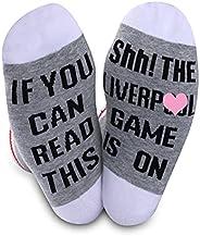 Soccer Gift Fottball Socks Soccer Game Is On Soccer Fans Novelty Socks for Men Women