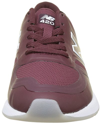New burgundy Rosso Running Donna Wrl420 Scarpe Balance xqvrTxS