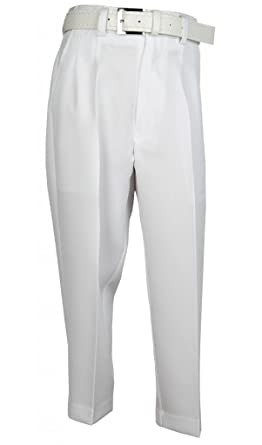 Amazon.com: Vanghogh Boys Pleated Dress Pants With Belt: Clothing