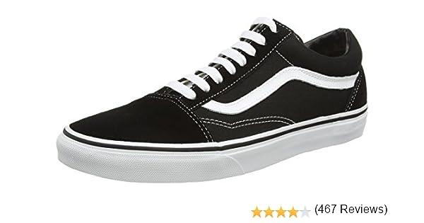 781f9663f5 Vans Old Skool, Zapatillas Unisex Adulto: Amazon.es: Zapatos y complementos