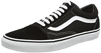 vans old skool black męskie