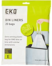 Eko 281HB-EK33605 DRAWSTRING BIN LINERS