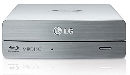 LG BE14NU40 14X USB 3.0 External Blu-ray..