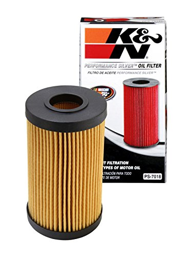 PS-7018 K&N OIL FILTER; AUTOMOTIVE - PRO-SERIES (Automotive Oil Filters):