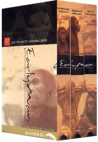 Just the Facts:Early Man Vol 3 [VHS]